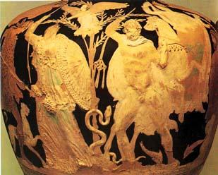 Η διαμάχη Αθηνάς-Ποσειδώνα για την ονομασία της Αθήνας